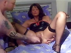 Mature German fiola porn video fist fisting experienc