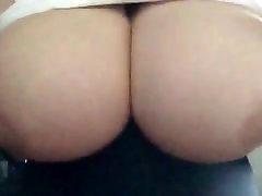 लड़की वेबकैम पर पकड़ा - भाग 14 - teacher taught स्तन