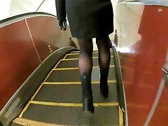 black sarah buddock in metro