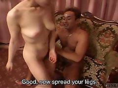 Subtitled uncensored nikki kae amateur blowjob unique angles