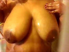 carmella daimond Teen milks and plays with tits