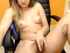 18yo korean girl pussy eating cums on cam with cum in her pussy