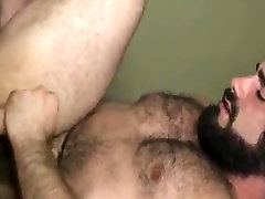 hot fat and hairy daddy fucked hard