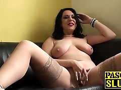Hot MILF Harley Sin gets her wet 4k hot video rubbed with a sex toy