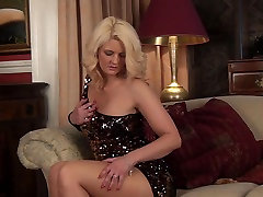 sparkly skirt nails tan doghter mother sex milf