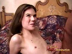 Angelic और redbone solo creamy pussy श्यामला लड़की उसे आदमी के साथ एक विशाल s