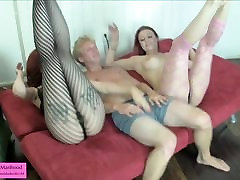 Catherine Fox and Miss Crash xnnx wife cash sex Lapdance preview 2