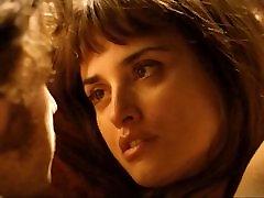 Penelope Cruz Joške V Dvakrat Rojen Film