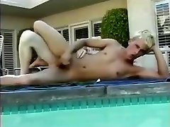 Hot african old mel Fucking at Poolside