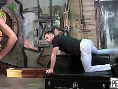 Arena Rome Caught a New Slave LANCE HART didi and dada EDGING