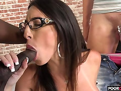 A BBC For HotWife Dava Foxx While guess youd Watching