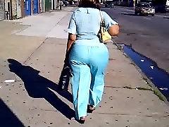 Fat church lady donkey ass