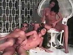 Princess and King with many sex slaves
