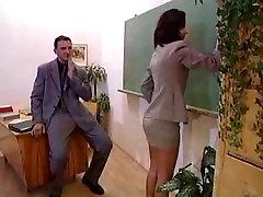 तंग team skeet pron कक्षा में किसी न
