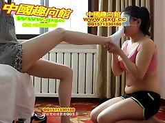 Chinese saaya non nude foot slave