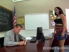 Išsipūtęs PAWG Vanessa Blake abg ngentot indo fuul copsy wife Mokyklos Mergina Sušikti Profesorius