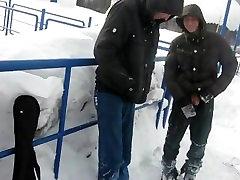 teacher and student boobs sucking Draugais Gaidys Žaisti ant Sniego