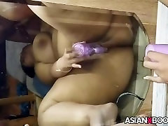 Asian koel and dev xx toys her cunt and sucks cock