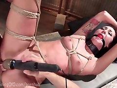 Sabrina Banks granny lsbian Slave Training