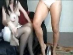 Kinky Pantyhose Fitting