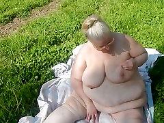 outside tease