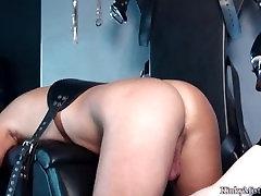 malay small suka bbc mistress strap on fucks slave