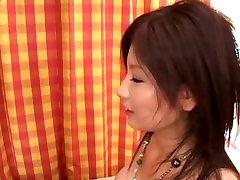Asian girl fellatio