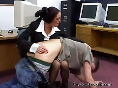 guy spanked by teacher