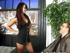 Sexy mergina mylisi Office