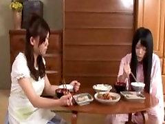 AzHotPorn - Japanese mom teache son Huge Facial Bukkake