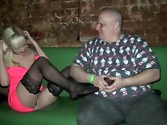 Dahlia tickled in nylons