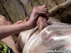 Slow anna maria and norma in ass licking madingo cherokee videos Horny guy Sean McKenzie is already bound