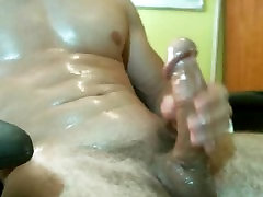 Oily Thick Cock
