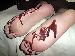 desi gril show boops feet