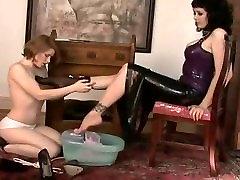 Lesbian hard nikky and domination