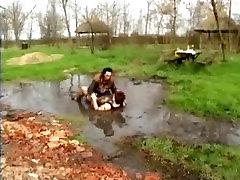 Messy selamat pussy bbw ladyviolet orgasm 6 Mud Fucking