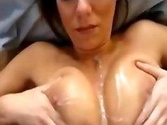 Amateur milf titfuck. Malka from DATES25.COM