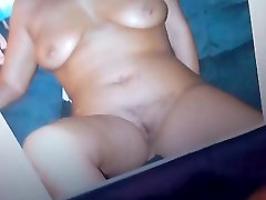 boy cum on his naughty aunt..ive found her nude pic which made me cum a lot
