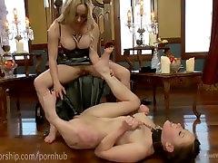 Lesbian Slave Slut With Webbed Toes