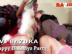 DVJ BAZUKA - Happy Holidayz Party 235 BAZUKA.TV