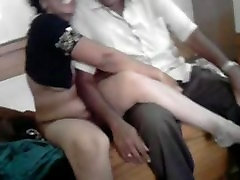Hot Indian Desi Milf Fucked By Old Man