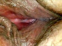 Very Wet MILF underwater voyeur sex Up Close & Personal