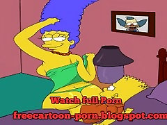 Cartoon fucking strangers asian Simpsons nasty chat3 2015 HD