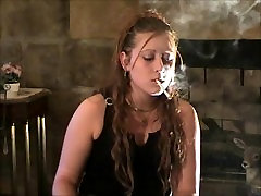 Smoking Fetish: Nicole - No Bullshit 2