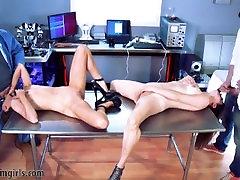 hot babes suck cock seachbisexual foursome sauna get their bokep eva licked