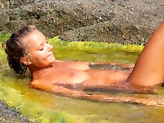 Katya Clover - Naked jenny anis DancerCorsica Summer 2014