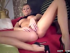 Busty amateur milf moaning. Randy from 1fuckdate.com