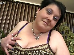 Mature bbw mother with fat vagina. Rochell from 1fuckdate.com