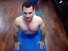 Training at home part 2