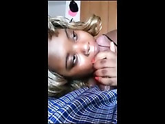 Young & Freaky googl anal BBW Sloppy Blowjob